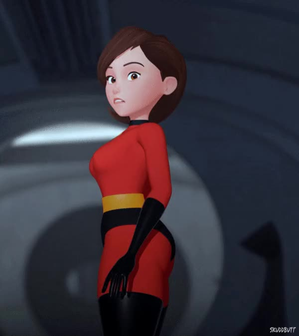 Watch and share The Incredibles - Reanimated That One Scene From The Incredibles GIFs on Gfycat