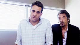 Watch and share Bobby Cannavale GIFs and Al Pacino GIFs on Gfycat