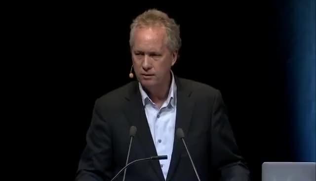 Watch and share CfA Summit 2013 | Mayor Greg Fischer GIFs on Gfycat