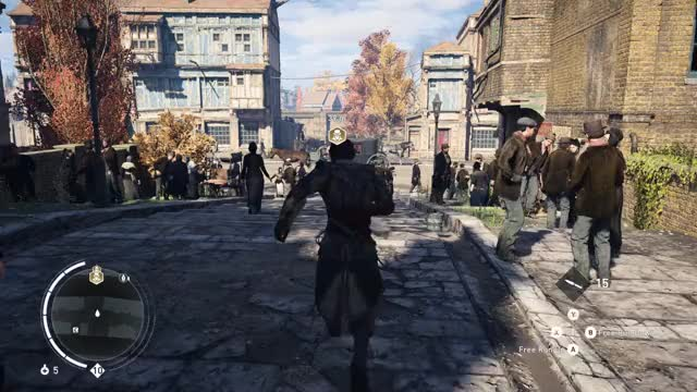 Watch and share Assassin's Creed Syndicate.mp4 GIFs on Gfycat