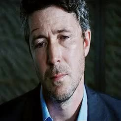 Watch and share Aidan Gillen GIFs and Cry GIFs on Gfycat