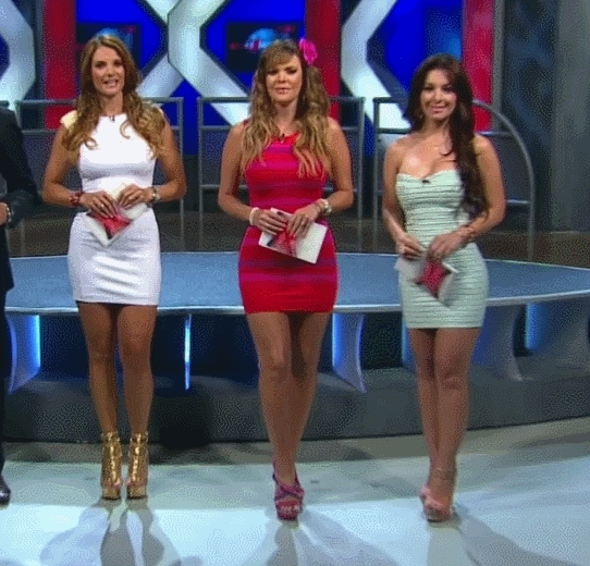 Heels, celebsmx, highheels, Maritere, Aline and Verónica GIFs