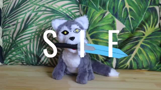 Watch Baby Sif (Dark Souls) Handmade Plush Toy GIF by G4SKY.net (@g4sky.net) on Gfycat. Discover more Baby Sif, Buy, Dark Souls, Great Grey Wolf Sif, Handmade, Plush Toy, Sif, Toy, bonfire, estus, g4sky, holy sun, wolf, Дарк Соулс, Сиф, волк, игрушка, плюшевая игрушка, фигурка, эстус GIFs on Gfycat