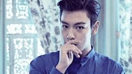 1k, bigbang, choi seunghyun, he looks so good in that shirt, kpop, mine, mine:top, mytopedit, top, yg family, made GIFs