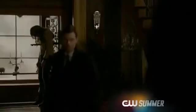 Watch The Originals 4x12 The Hollow attacks Marcel,  Elijah,  and Sofya GIF on Gfycat. Discover more related GIFs on Gfycat