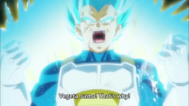 Watch and share Vegeta Ssgss GIFs and Dbz GIFs by ColdVergil on Gfycat