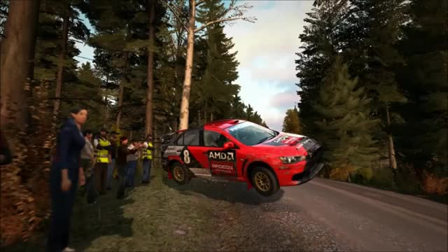 Watch DiRT Rally Spectator Danger GIF by @wolkenkz on Gfycat. Discover more DiRT Rally, dirtgame, gamephysics GIFs on Gfycat
