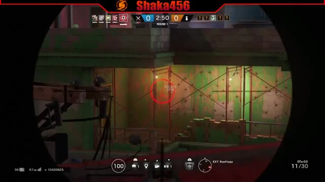 Watch and share Rainbow6 GIFs by Shaquille Fredrickson on Gfycat
