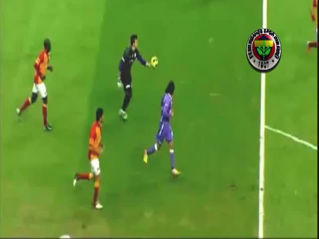 soccergifs, Selcuk Inan (Galatasaray) Own Goal GIFs