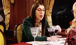 Watch and share The Big Bang Theory GIFs and Amy Farrah Fowler GIFs on Gfycat