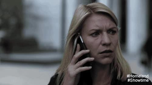 Watch Carrie Mathison GIF on Gfycat. Discover more claire danes GIFs on Gfycat