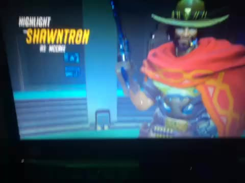 Watch Shawn's Achievement GIF by Luke (@lukentc) on Gfycat. Discover more achievement, mccree, overwatch GIFs on Gfycat