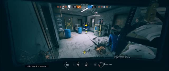 Watch and share R6 Free Weekends Are Great GIFs on Gfycat