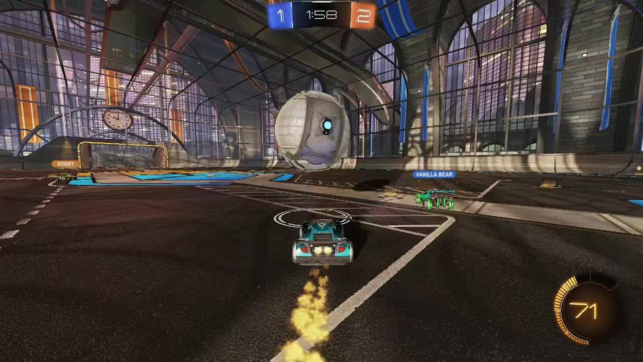 RocketLeague, Goal001 GIFs
