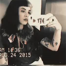 Watch and share Melanie Martinez GIFs and Idk GIFs on Gfycat