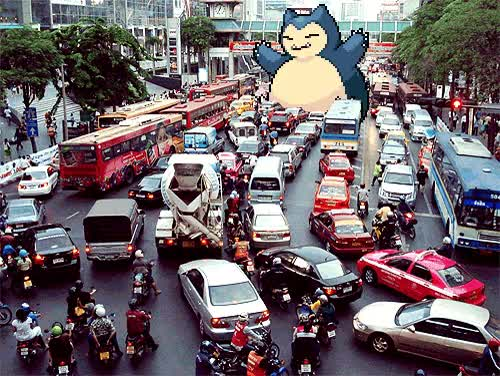 Watch and share Why Traffic Jams Happen GIFs on Gfycat