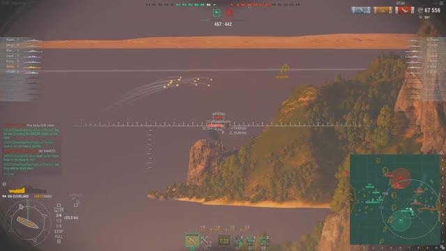 Watch World of Warships 2018.08.07 - 17.56.23.02.DVRTrim GIF on Gfycat. Discover more worldofwarships GIFs on Gfycat
