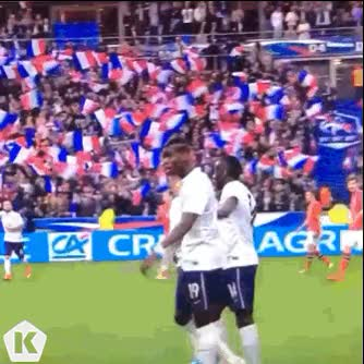 Watch and share Pogba animated stickers on Gfycat