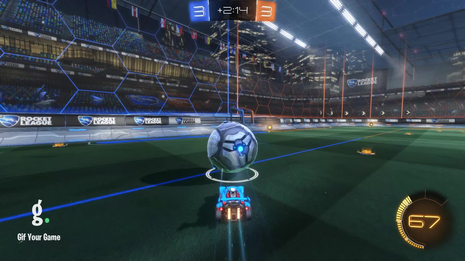 <AstroS>Wolf ツ, Gif Your Game, GifYourGame, Rocket League, RocketLeague, Goal 7: <AstroS>Wolf ツ GIFs