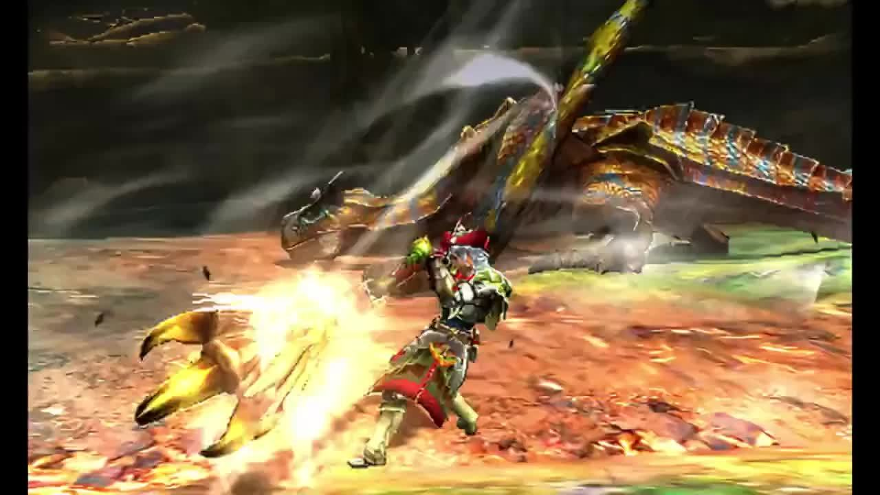 monsterhunter, Enhance Hammer GIFs