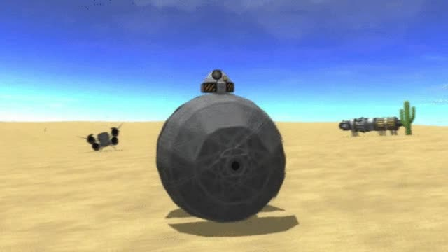 Watch and share Kerbalspaceprogram Gif GIFs on Gfycat