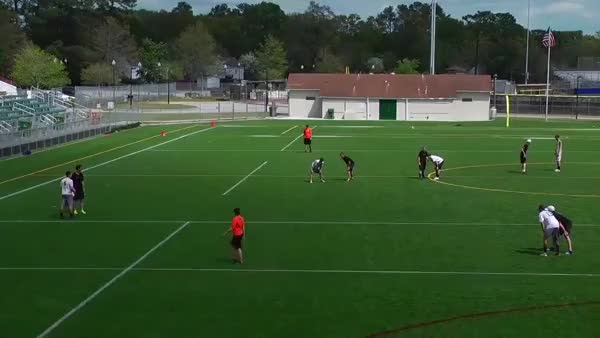 Watch and share Alex Thorne Breaks Some Ankles And Scores Deep GIFs on Gfycat