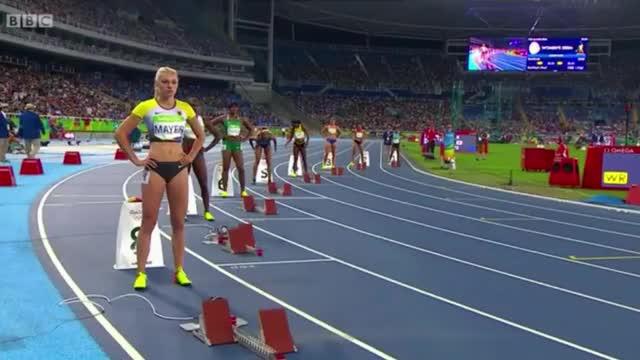 Watch Lisa Meyer, Germany, 200m GIF by @kesakko on Gfycat. Discover more 200m, lisa meyer, sprinter GIFs on Gfycat