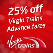 Watch and share Nec Virgin Trains Offer GIFs on Gfycat