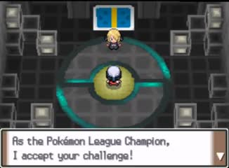 Watch Pokemon Platinum - Champion Cynthia GIF by Damiel Quantel Demo'n Smith (@demonmasted4) on Gfycat. Discover more champion, cynthia, garchomp, platinum, pokemon, rhasta77 GIFs on Gfycat