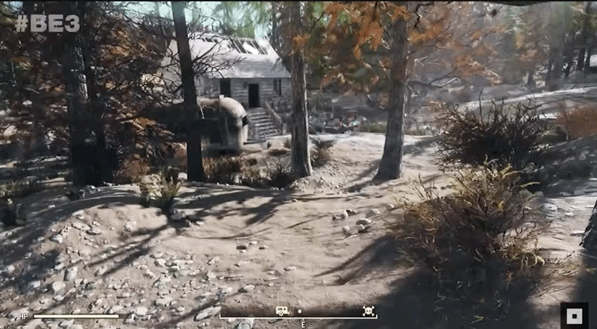 fallout 76 multiplayer attack GIFs