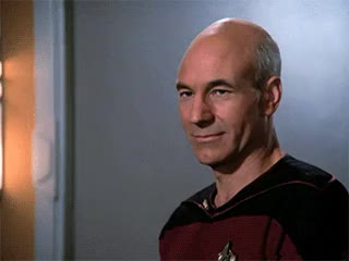 Watch and share Star Trek GIFs and Picard GIFs on Gfycat