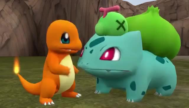 Watch Charmander Gets Punched in the Face - Starter Squad (Ep.5) GIF on Gfycat. Discover more related GIFs on Gfycat