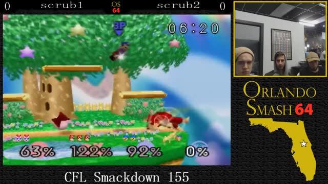 Watch and share CFL Smackdown 155 Random Stuff GIFs on Gfycat