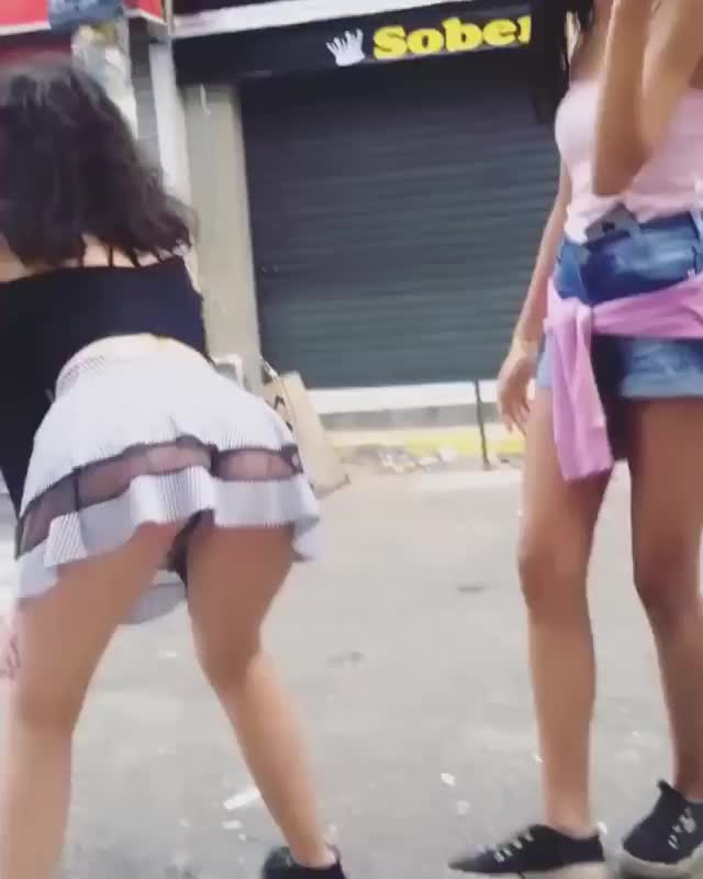 dancing in public after party