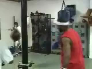 Watch Roy Jones Jr. Training GIF on Gfycat. Discover more related GIFs on Gfycat