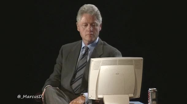 Watch Bill Clinton GIF by MarcusD (@-marcusd-) on Gfycat. Discover more Bill Clinton GIFs on Gfycat