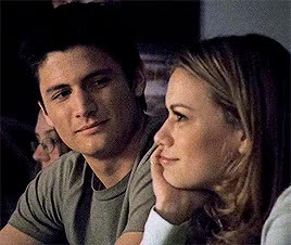 Watch and share Bethany Joy Lenz GIFs and James Lafferty GIFs on Gfycat