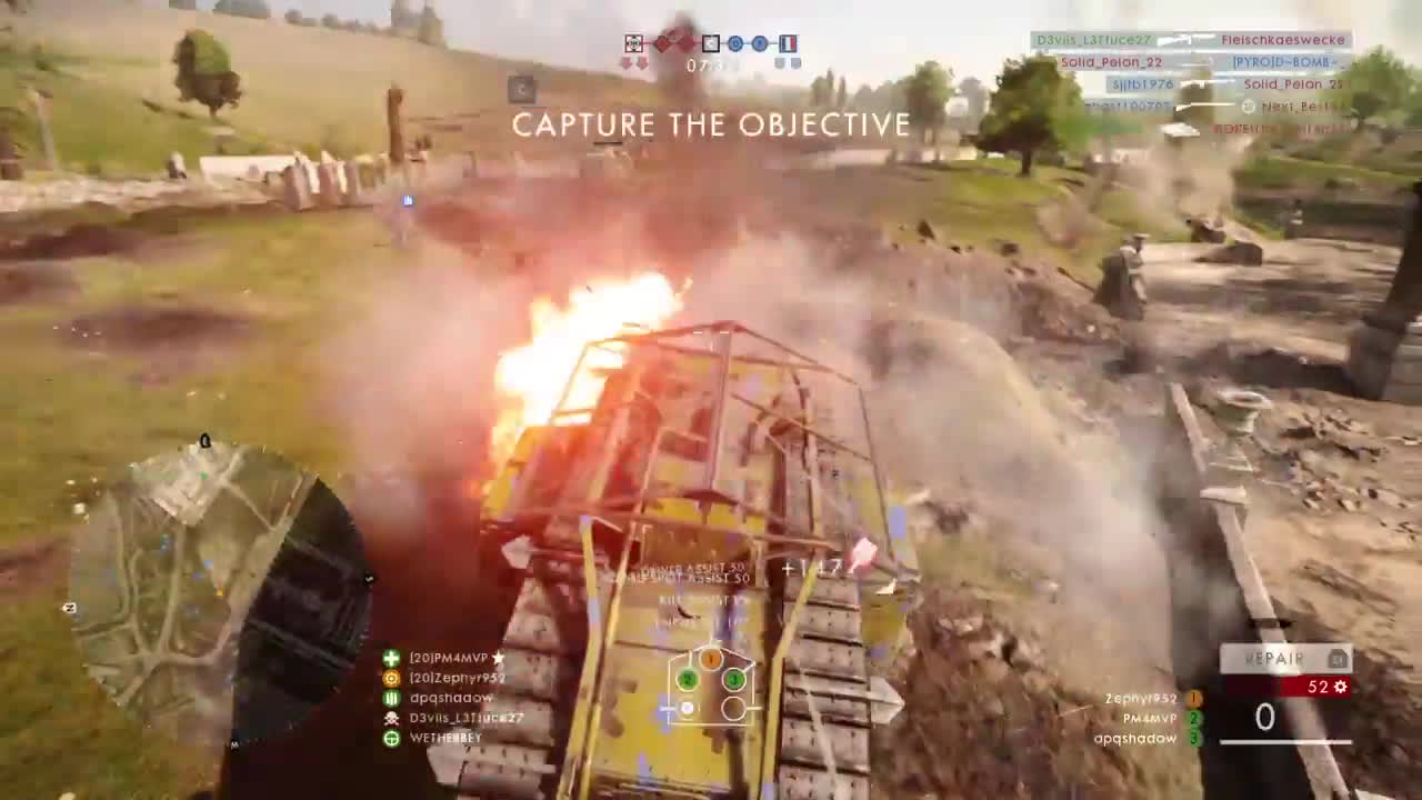 playstation 4, ps4share, sony interactive entertainment, Battlefield One Space Program GIFs