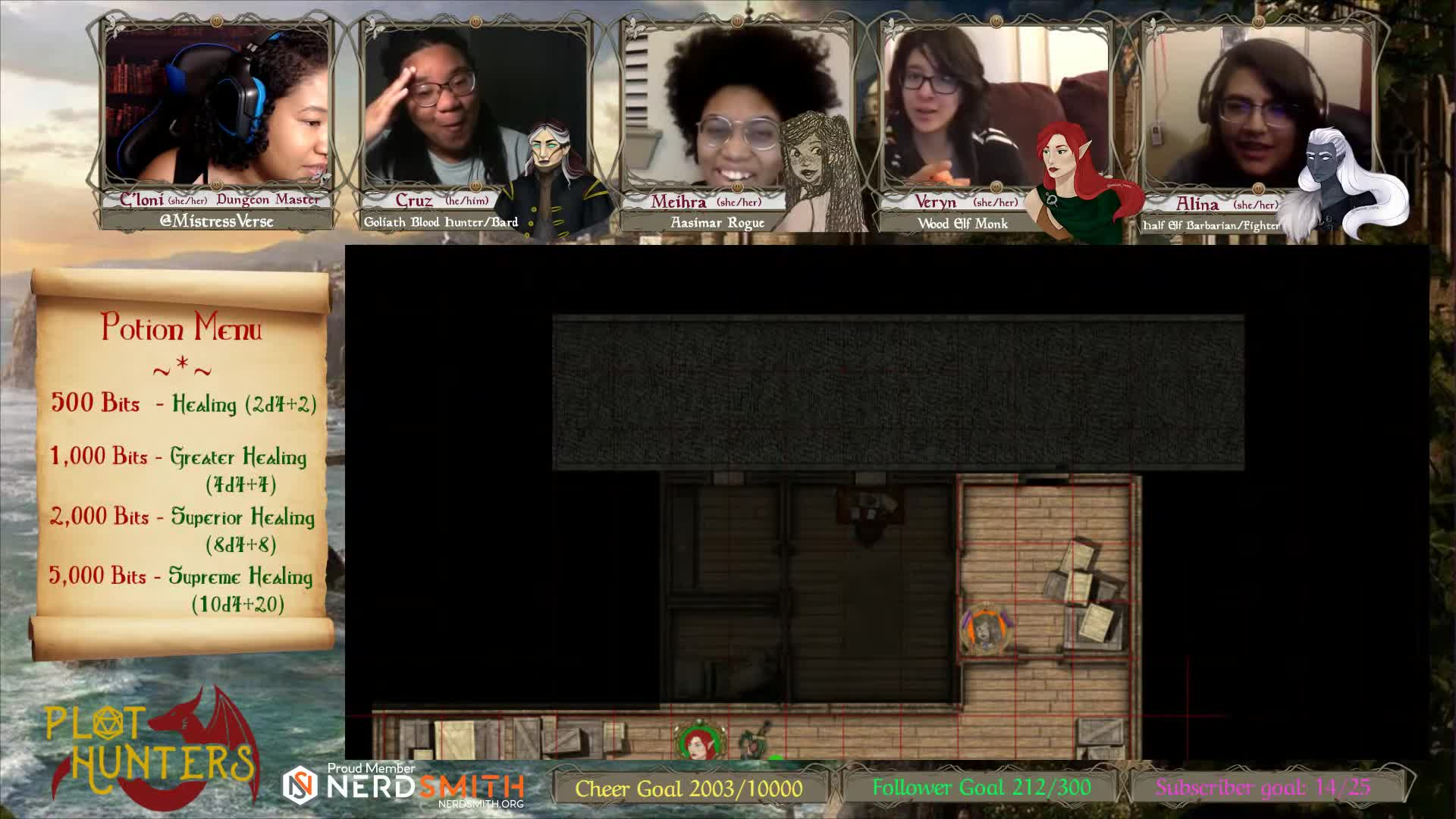 Gaming, Plot Hunters, actual play, d&d, dnd, dungeons and dragons, rpg, ttrpg, twitch, Highlight: The Nemu Conspiracy GIFs