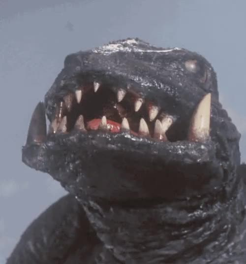 Watch and share Gamera Gif GIFs and Vintage GIFs on Gfycat