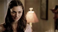 Watch and share Elijah Mikaelson GIFs and Phoebe Tonkin GIFs on Gfycat