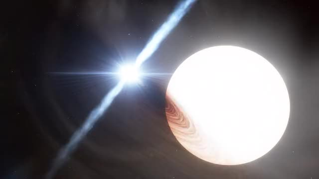 Watch and share SpaceEngine Quasar S5 433 B GIFs by electroxsoldier on Gfycat
