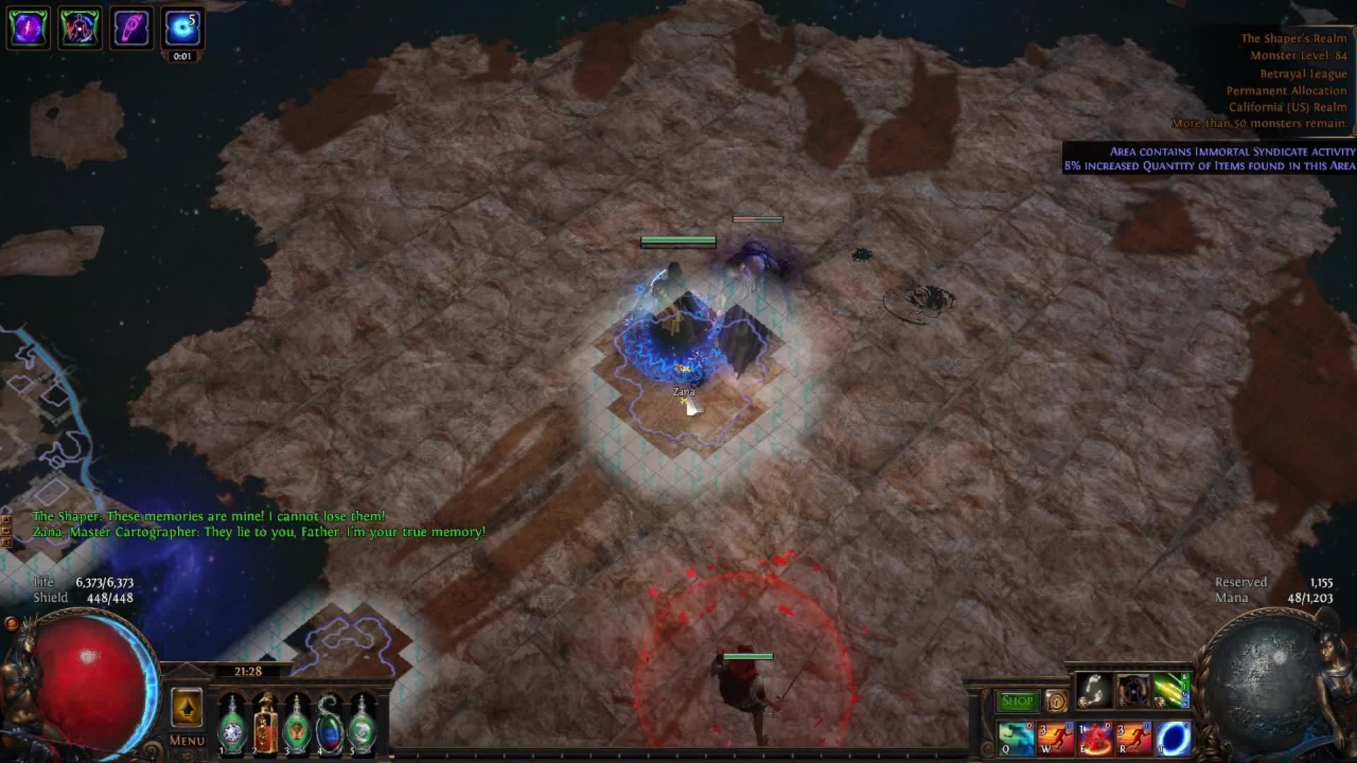 pathofexile, to save the future the past must be sacrificed GIFs