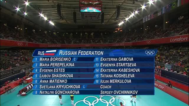 Watch and share Brazil Vs Russian Fed. - Women's Volleyball Quarterfinal | London 2012 GIFs on Gfycat