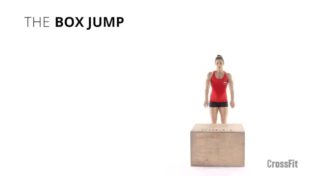 Watch The Box Jump GIF on Gfycat. Discover more 160611, 2015, Functional, GYMNASTICS, affiliates, box, crossfit, fitness, instruction, mainsite GIFs on Gfycat