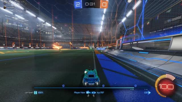 Watch Hilarious Accidental Turtle Goal GIF by Van (@kyu797) on Gfycat. Discover more RocketLeague GIFs on Gfycat