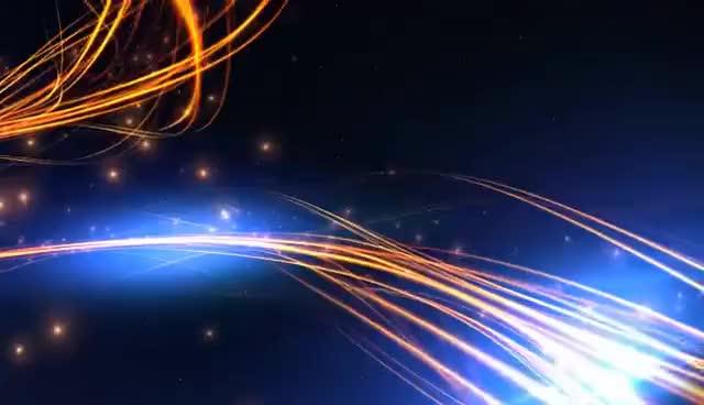Watch and share 4K Motion Background 2160p Orange Blue Dark Glow Waves Animation GIFs on Gfycat