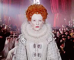 Watch and share Elizabeth Tudor GIFs and Cate Blanchett GIFs on Gfycat
