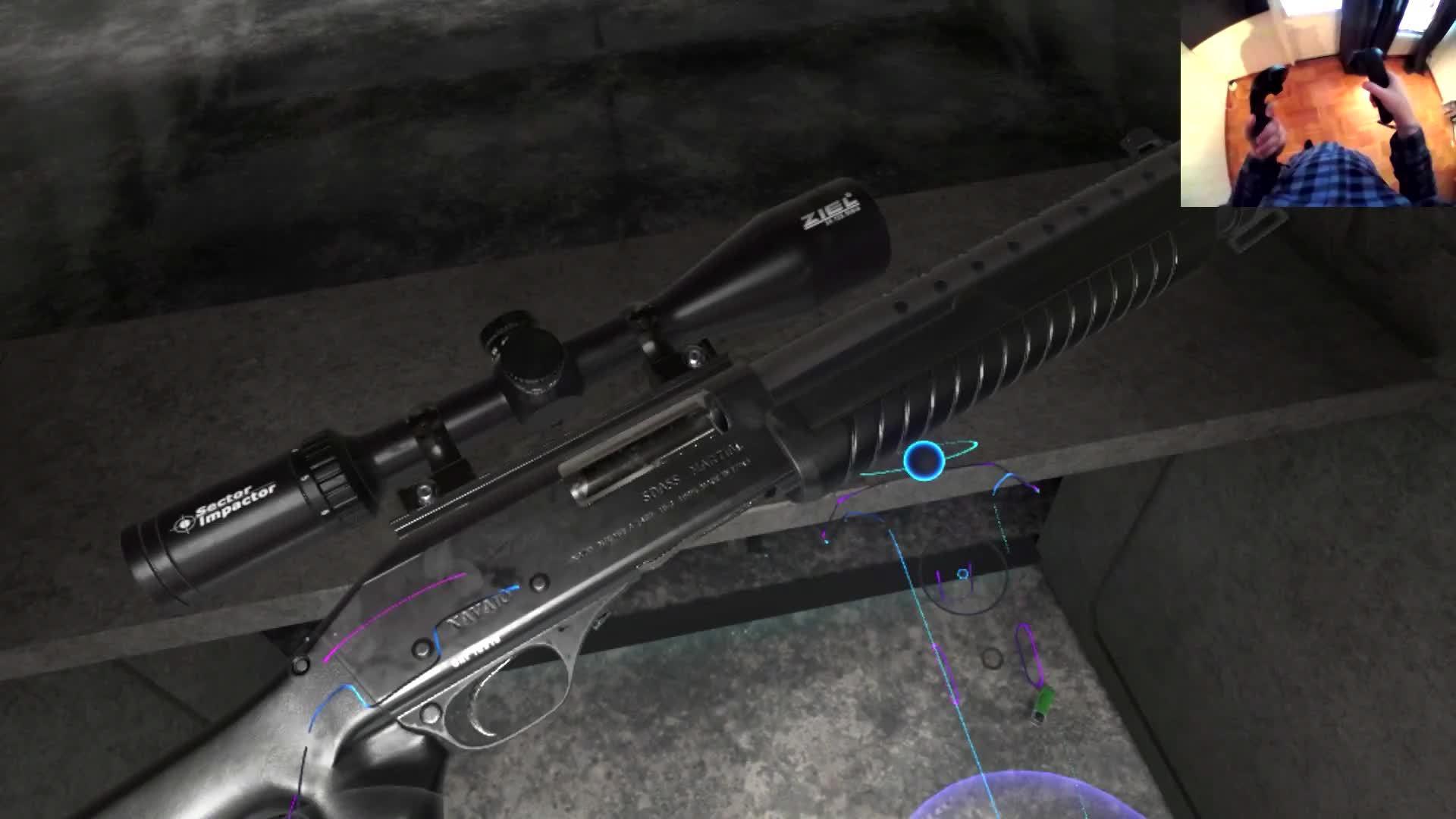 robbaz, Sniper Shotgun GIFs