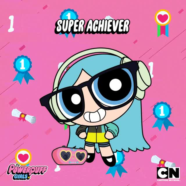 Watch and share RadioJH Games As A Powerpuff Girl GIFs by Q&A on Gfycat